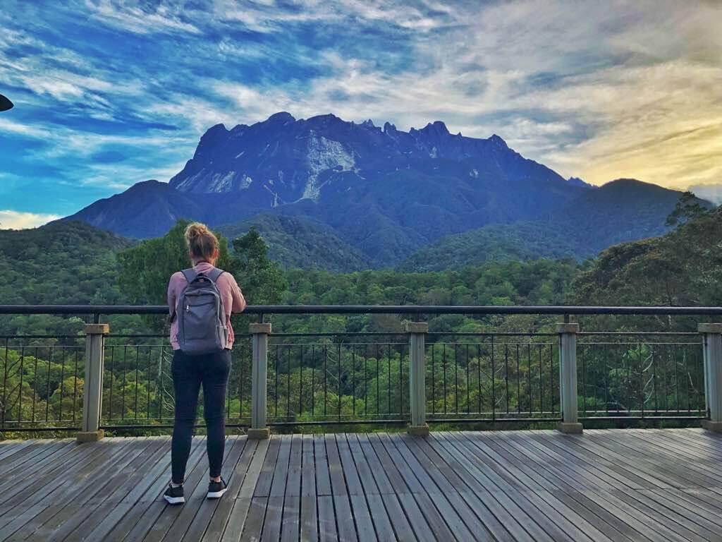 About Mount Kinabalu
