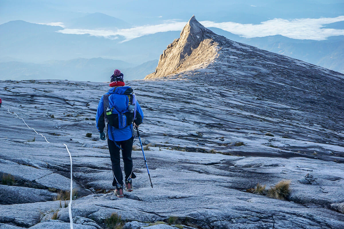 The Summit of Borneo - Mount Kinabalu