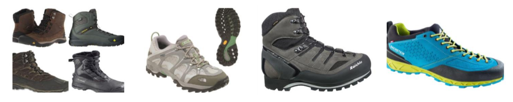 Recommended Shoes for Via Ferrata Activity