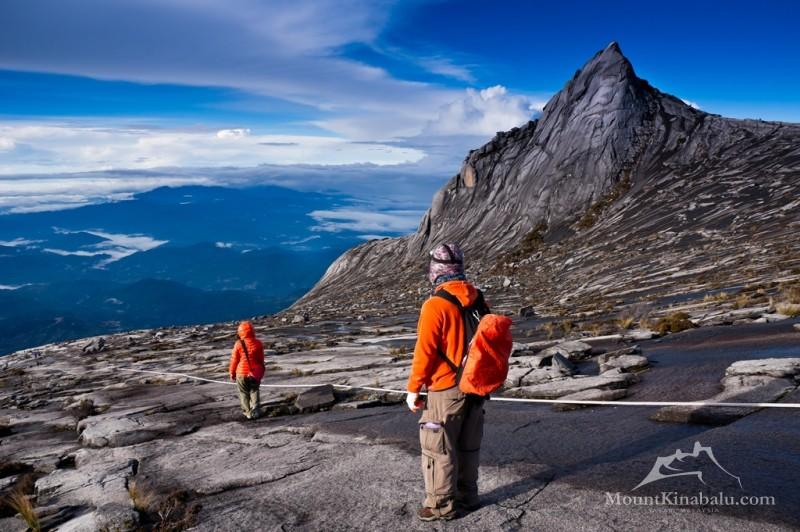 图片转载 Mount Kinabalu