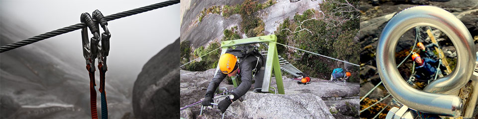 Via Ferrata Briefing